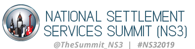 2019 National Settlement Services Summit (NS3) Logo